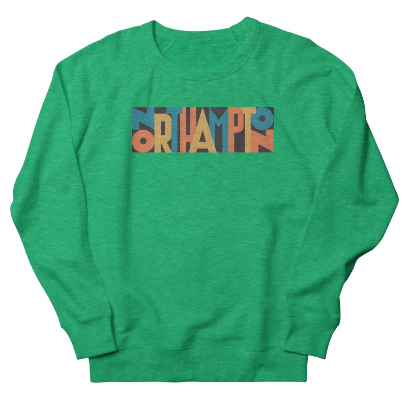 Northampton Men's Sweatshirt by Tom Pappalardo / Standard Design