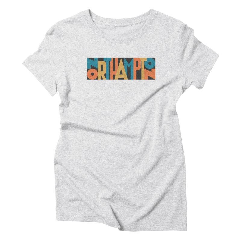 Northampton Women's T-Shirt by Object/Tom Pappalardo