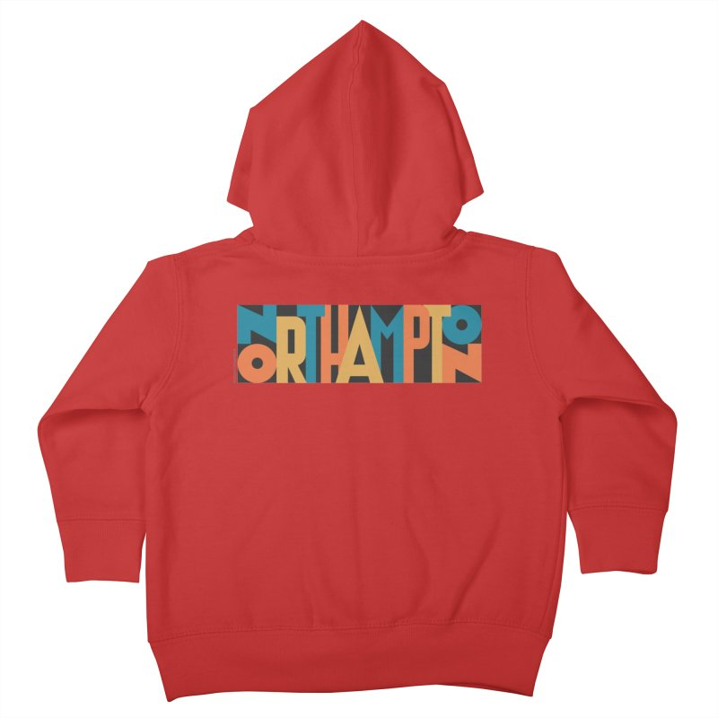 Northampton Kids Toddler Zip-Up Hoody by Tom Pappalardo / Standard Design