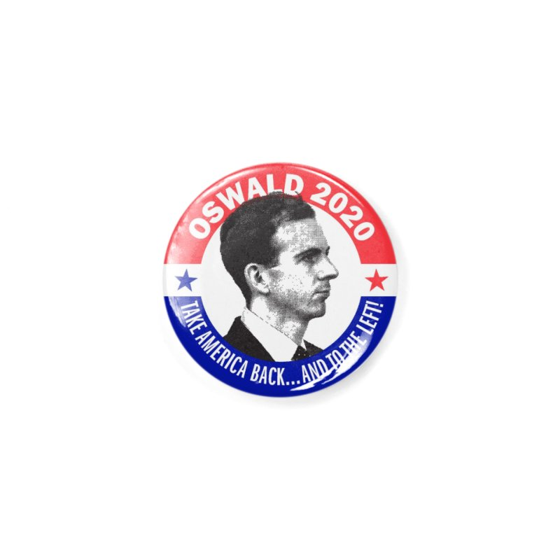 Oswald 2020 Mugs, Buttons, & More Button by Object/Tom Pappalardo
