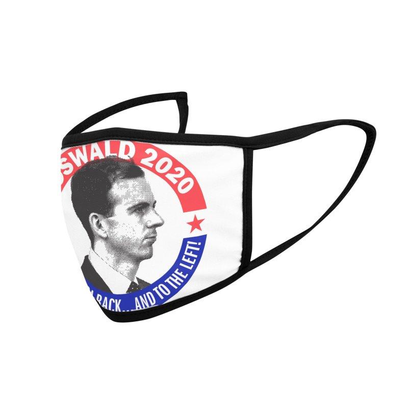 Oswald 2020 Mugs, Buttons, & More Face Mask by Object/Tom Pappalardo