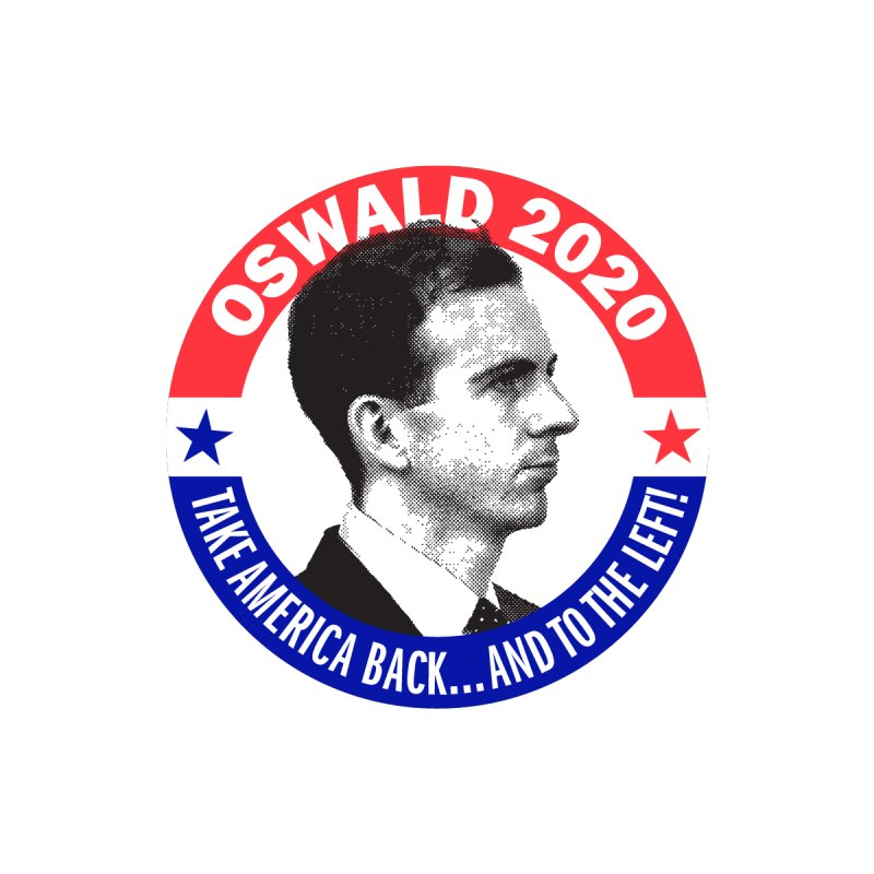 Oswald 2020 Men's Tank by Object/Tom Pappalardo