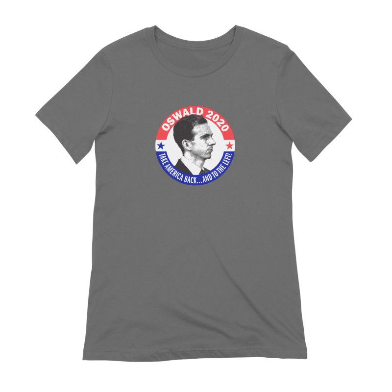Oswald 2020 Women's T-Shirt by Object/Tom Pappalardo