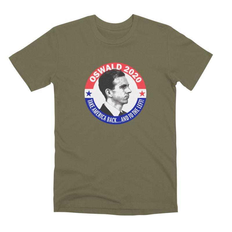 Oswald 2020 Men's T-Shirt by Object/Tom Pappalardo