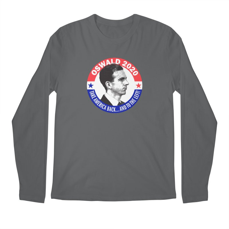 Oswald 2020 Men's Longsleeve T-Shirt by Object/Tom Pappalardo