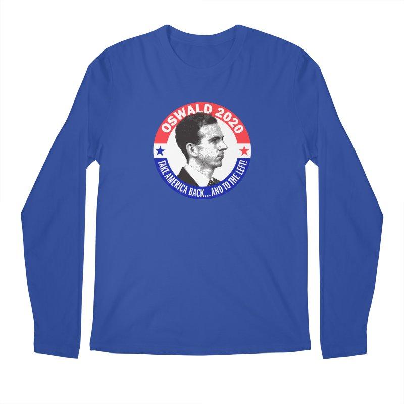 Oswald 2020 Men's Longsleeve T-Shirt by Object/Tom Pappalardo
