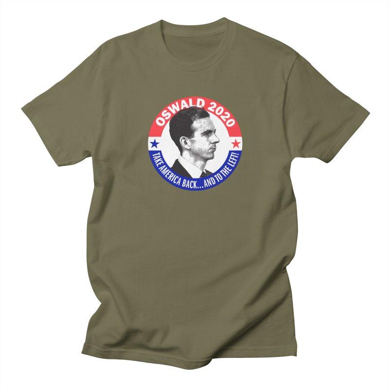 Oswald 2020 Men's T-Shirt by Object