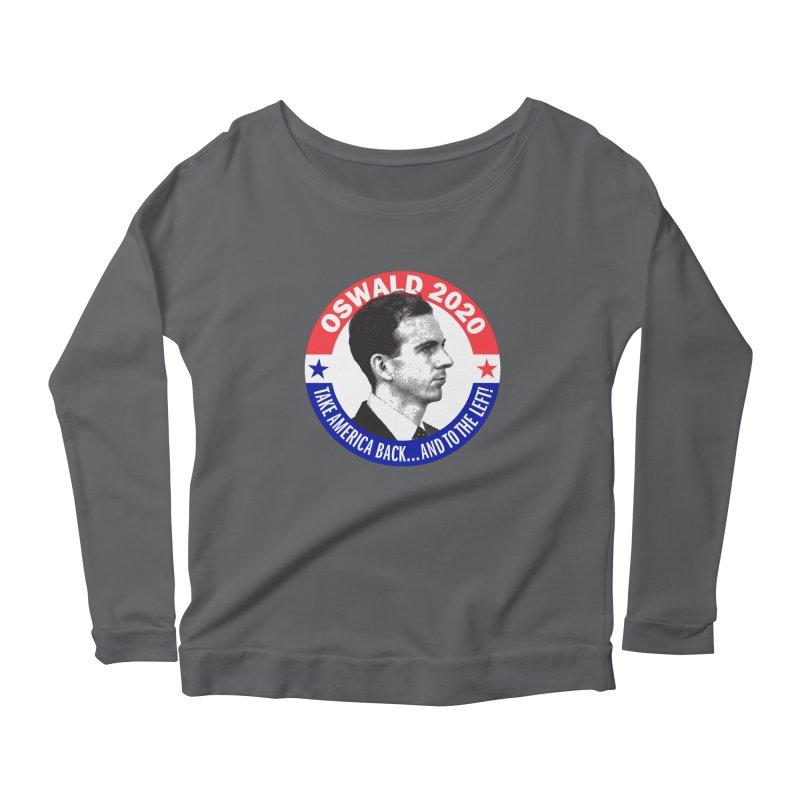 Oswald 2020 Women's Longsleeve T-Shirt by Object/Tom Pappalardo