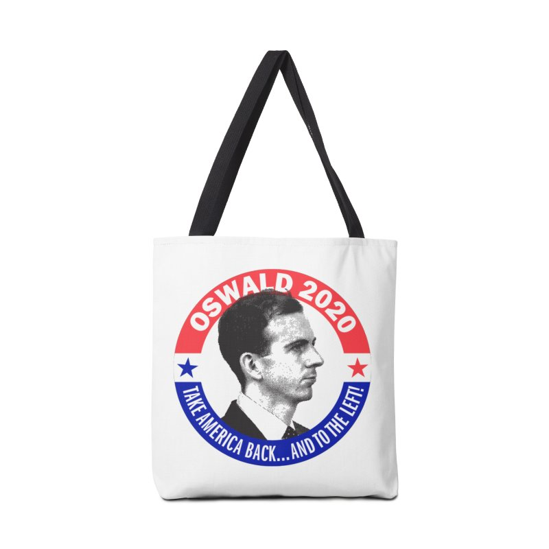 Oswald 2020 Mugs, Buttons, & More Bag by Object/Tom Pappalardo