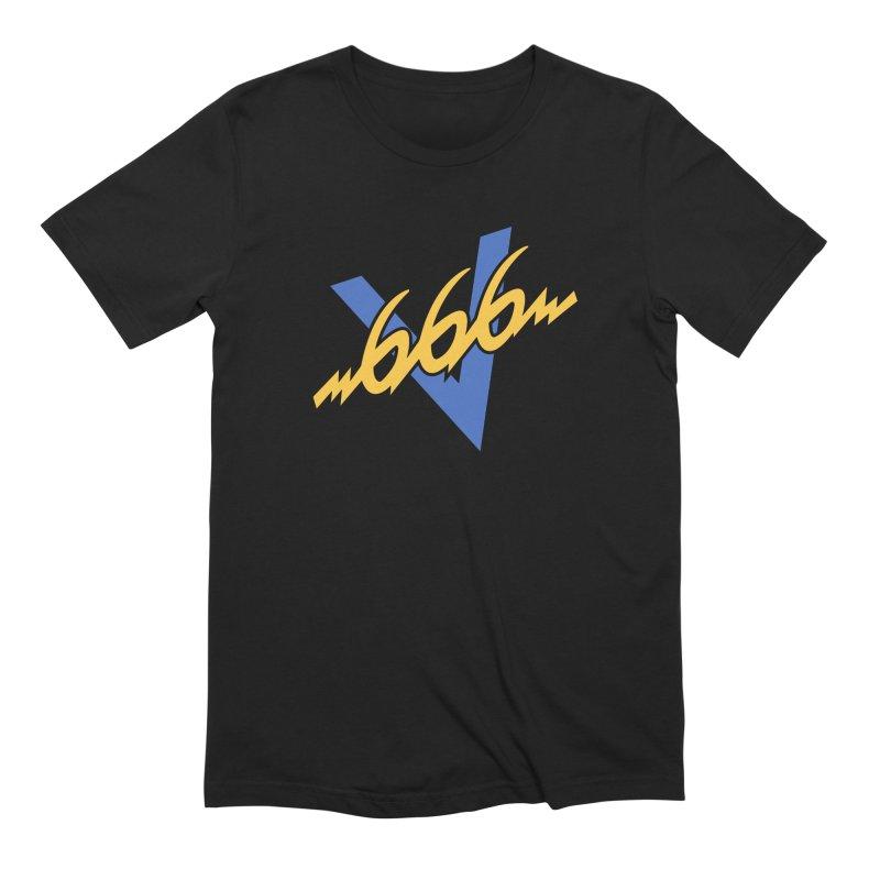 V666 (V66 parody) Men's T-Shirt by Object/Tom Pappalardo