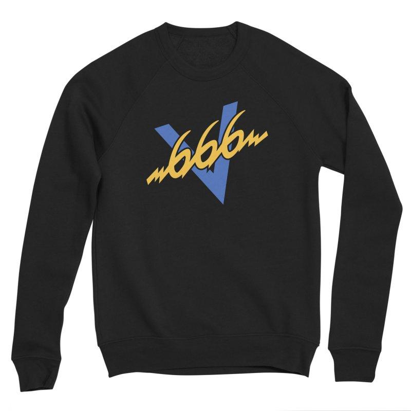 V666 (V66 parody) Men's Sweatshirt by Object/Tom Pappalardo