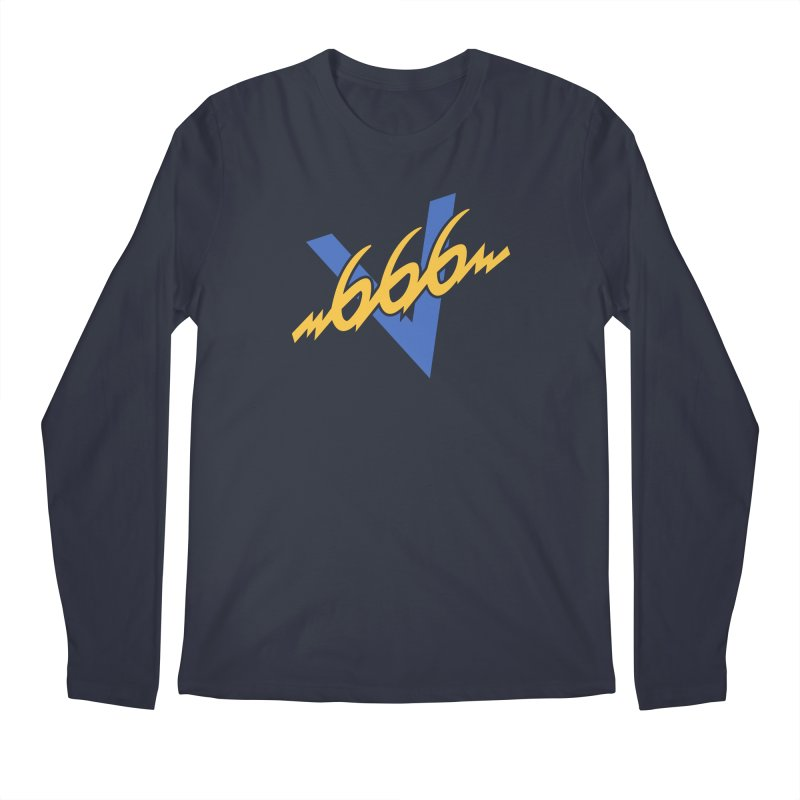 V666 (V66 parody) Men's Longsleeve T-Shirt by Object/Tom Pappalardo