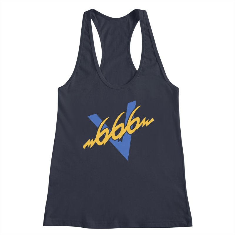 V666 (V66 parody) Women's Tank by Object/Tom Pappalardo