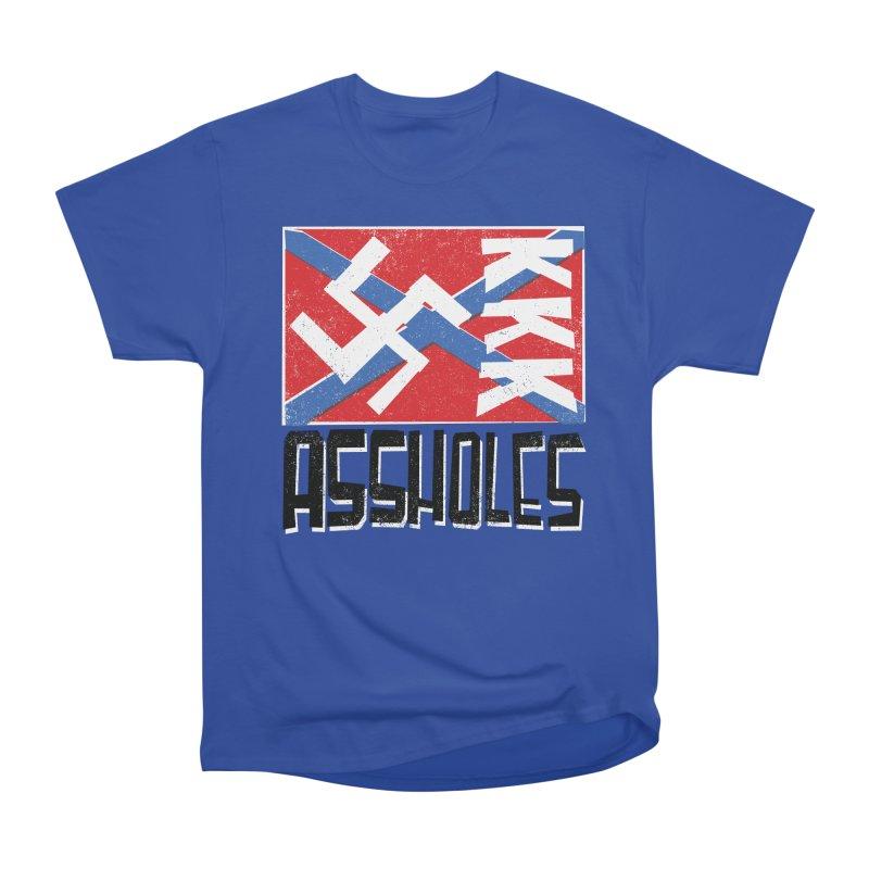 Assholes Men's Classic T-Shirt by Tom Pappalardo / Standard Design