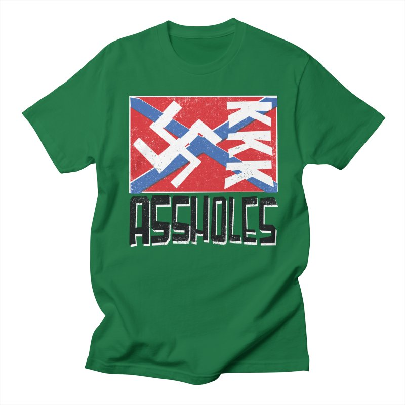 Assholes Men's T-Shirt by Tom Pappalardo / Standard Design
