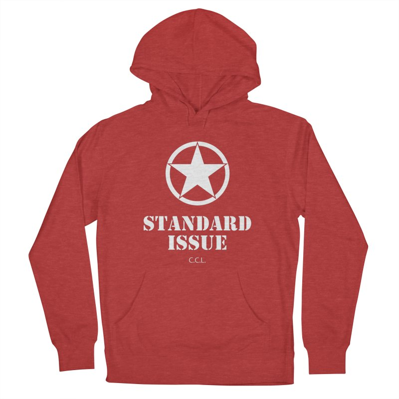 The Original Standard Issue Women's Pullover Hoody by Standard Issue Clothing