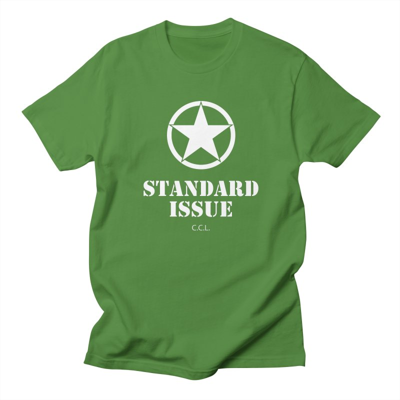 The Original Standard Issue Men's T-shirt by Standard Issue Clothing