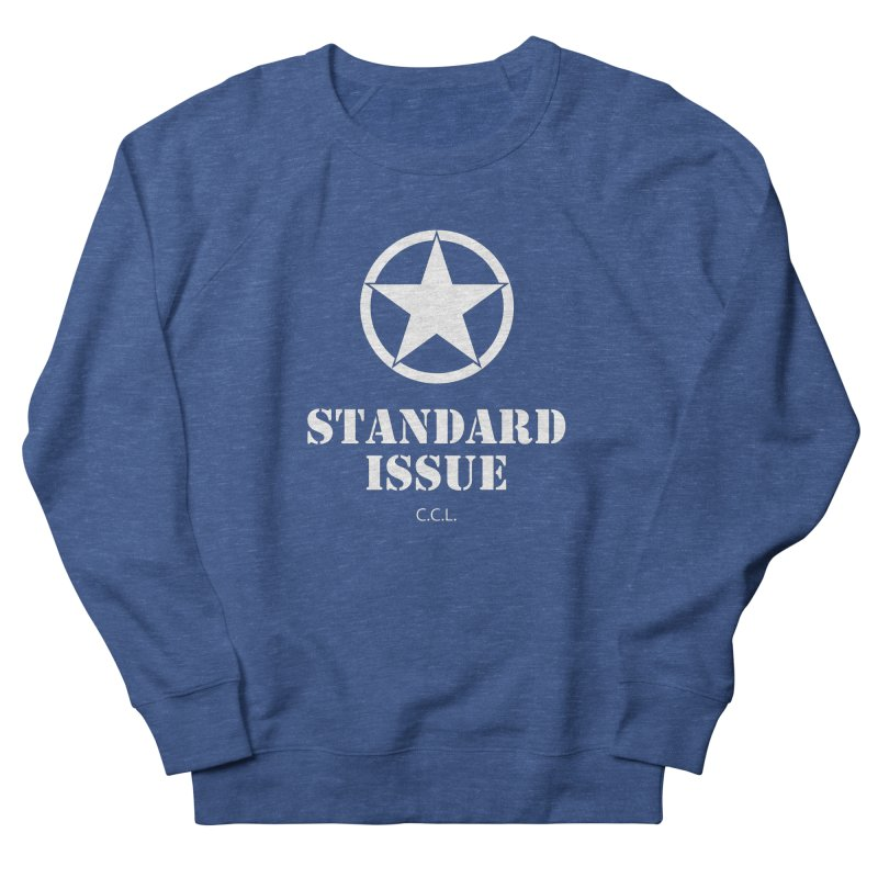 The Original Standard Issue Men's Sweatshirt by Standard Issue Clothing