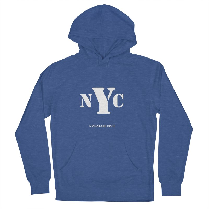 NYC Men's Pullover Hoody by Standard Issue Clothing
