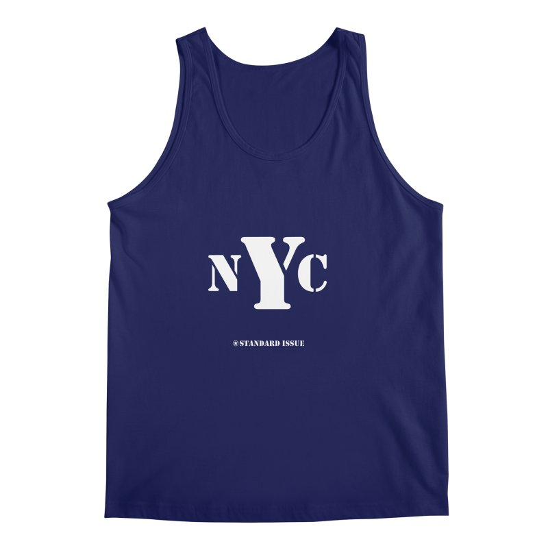 NYC Men's Tank by Standard Issue Clothing