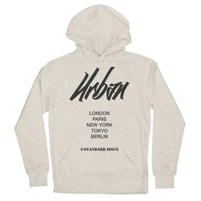 Urban Women's Pullover Hoody by Standard Issue Clothing