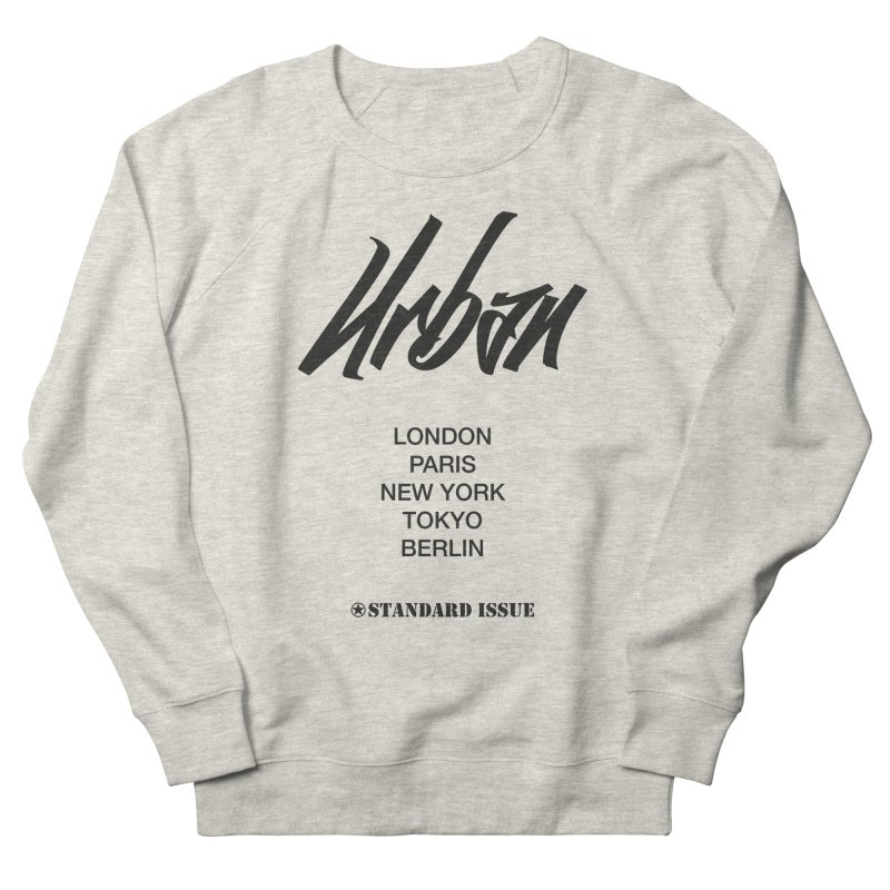 Urban Women's Sweatshirt by Standard Issue Clothing