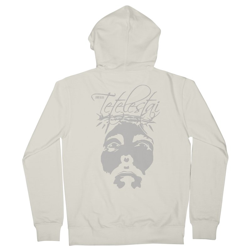 Tetelestai Women's Zip-Up Hoody by Stand Forgiven ✝ Bible-inspired designer brand