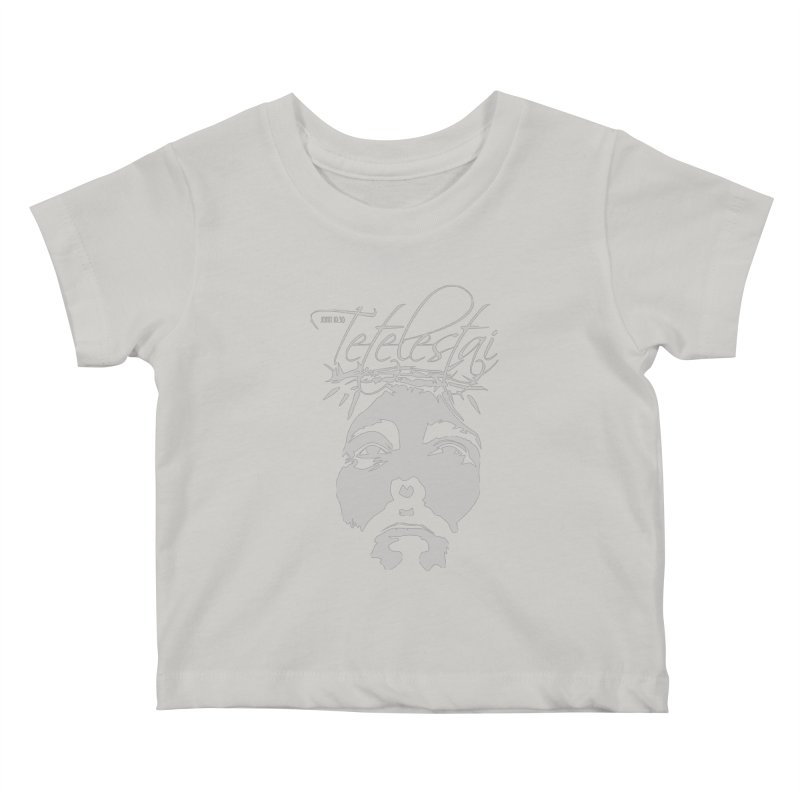 Tetelestai Kids Baby T-Shirt by Stand Forgiven ✝ Bible-inspired designer brand