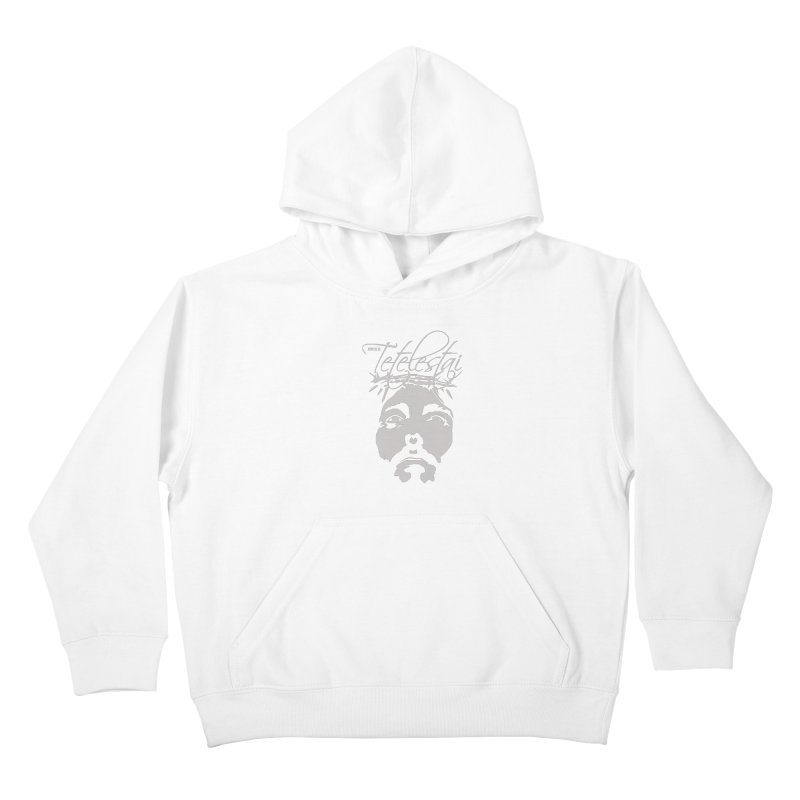 Tetelestai Kids Pullover Hoody by Stand Forgiven ✝ Bible-inspired designer brand