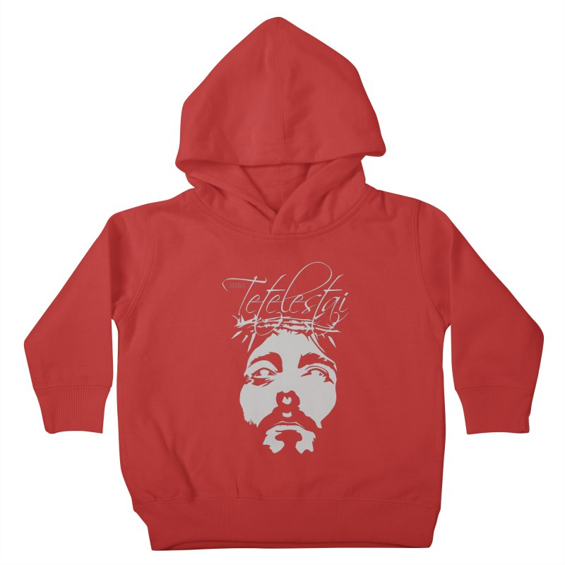 Tetelestai Kids Toddler Pullover Hoody by Stand Forgiven ✝ Bible-inspired designer brand