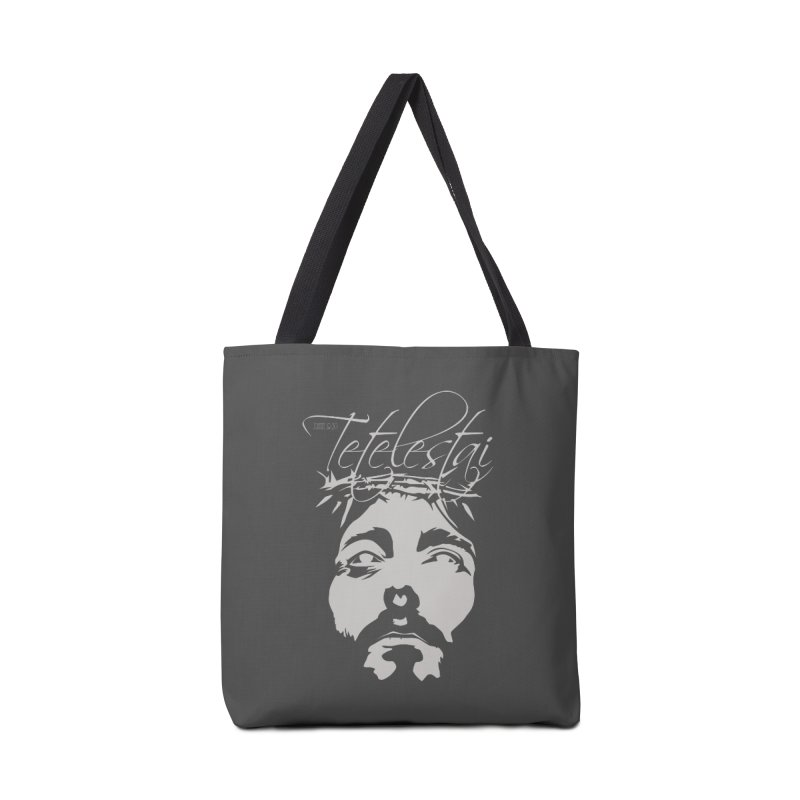 Tetelestai Accessories Tote Bag Bag by Stand Forgiven ✝ Bible-inspired designer brand