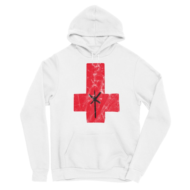Red Crx Men's Pullover Hoody by starcrx's Artist Shop