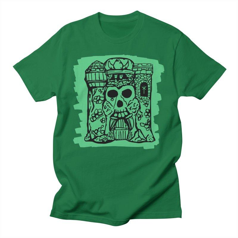 Grayskull Women's T-Shirt by starcrx's Artist Shop