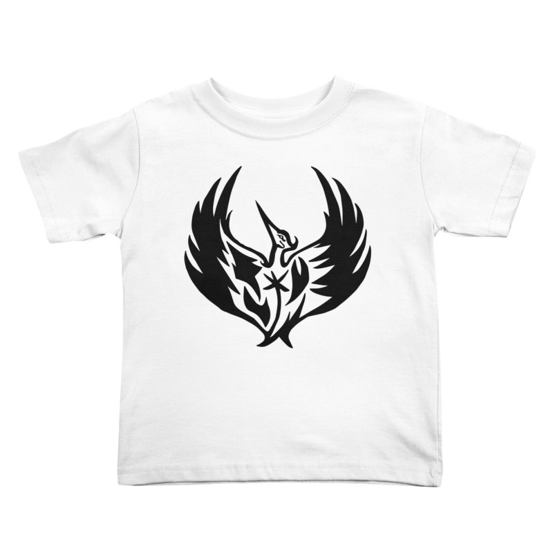 Rise Kids Toddler T-Shirt by starcrx's Artist Shop