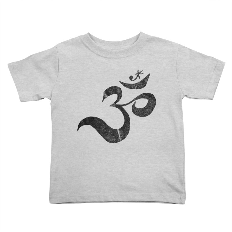 Om Kids Toddler T-Shirt by starcrx's Artist Shop