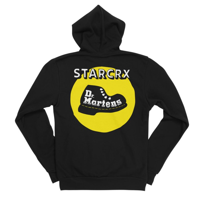 Starcrx on Dr. Martens Men's Zip-Up Hoody by starcrx's Artist Shop
