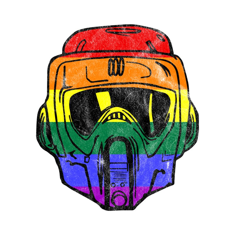 Pride Trooper Kids Toddler T-Shirt by starcrx's Artist Shop