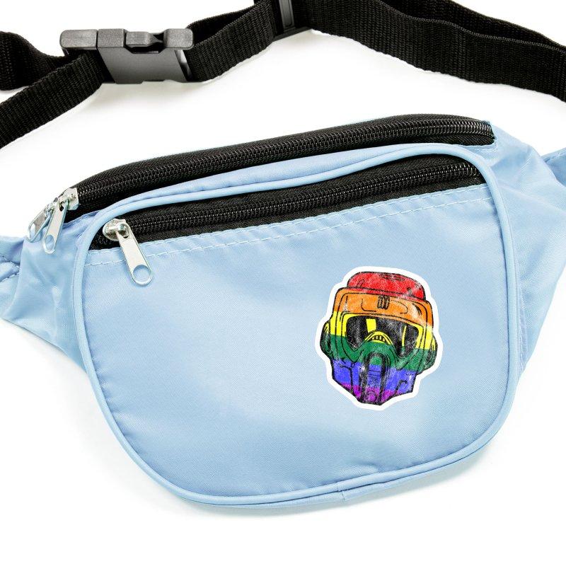 Pride Trooper Accessories Sticker by starcrx's Artist Shop