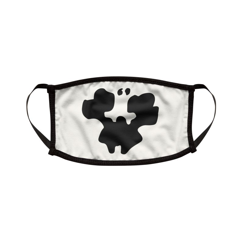 Rorschach Accessories Face Mask by starcrx's Artist Shop