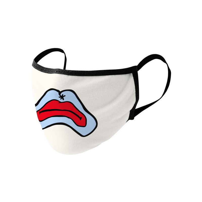 Frowning Accessories Face Mask by starcrx's Artist Shop