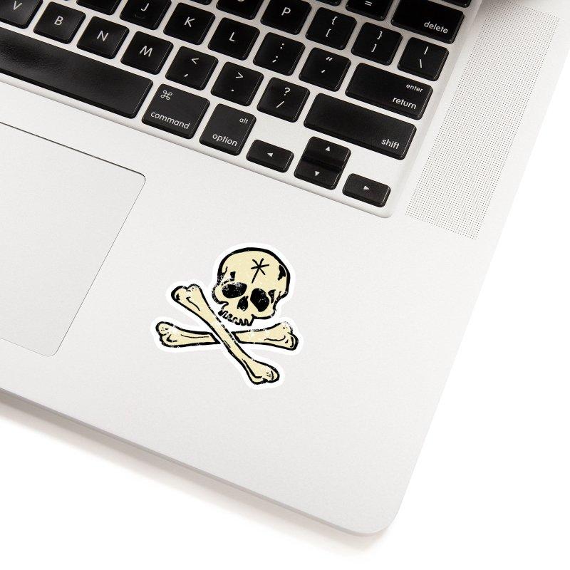 SkullX Accessories Sticker by starcrx's Artist Shop