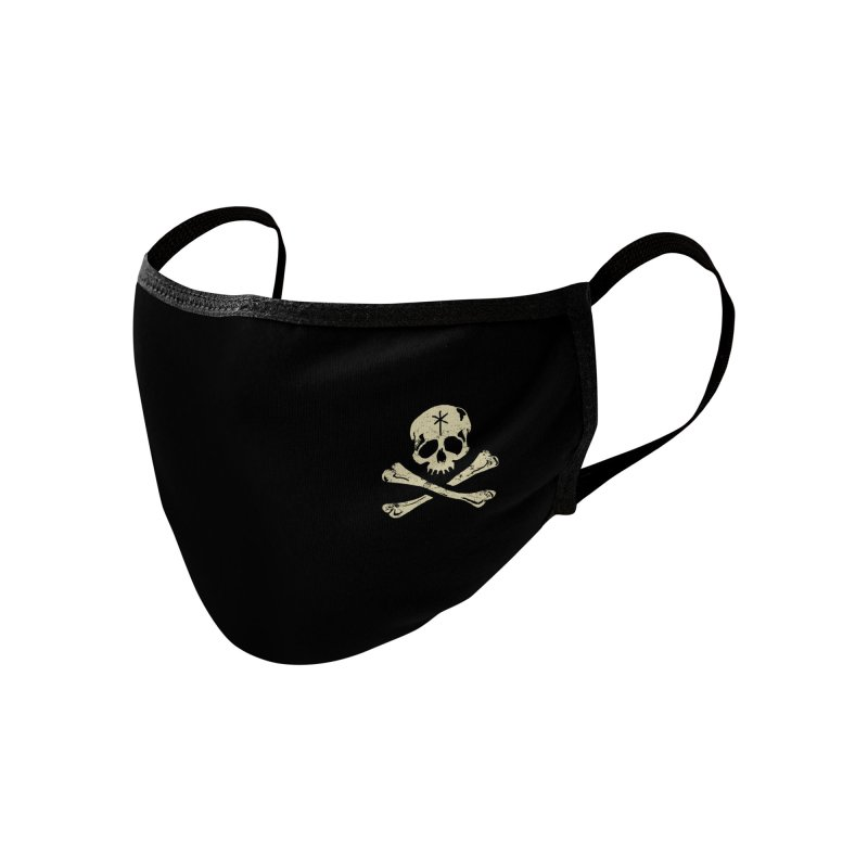 SkullX [side] Accessories Face Mask by starcrx's Artist Shop