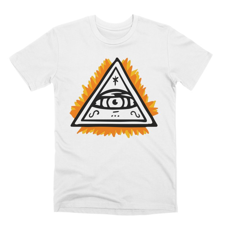 Awakening [white] Men's T-Shirt by starcrx's Artist Shop