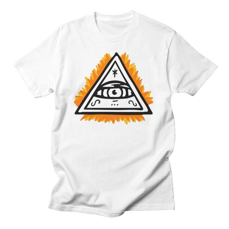 Awakening [white] Men's T-Shirt by starcrx's Artist Shop