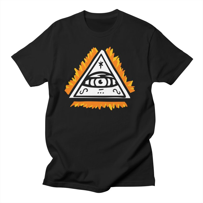 Awakening [black] Men's T-Shirt by starcrx's Artist Shop