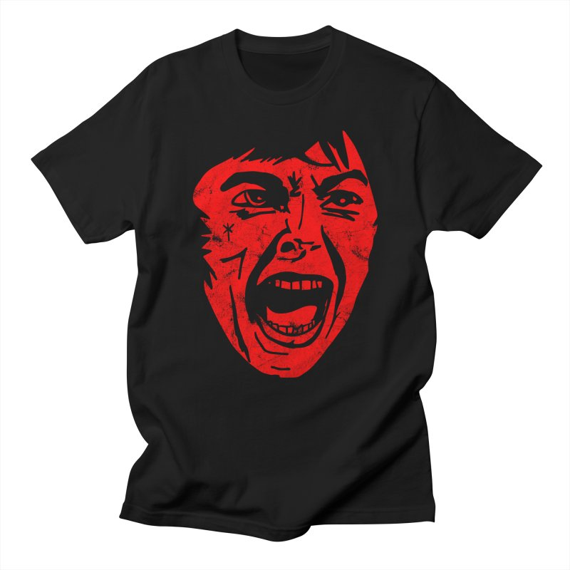 Scream Queen [haunting ltd] Men's T-Shirt by starcrx's Artist Shop