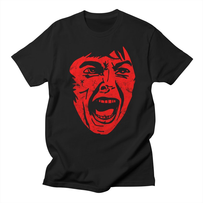 Scream Queen [haunting ltd] Men's T-Shirt by starcrx's Artist Shop