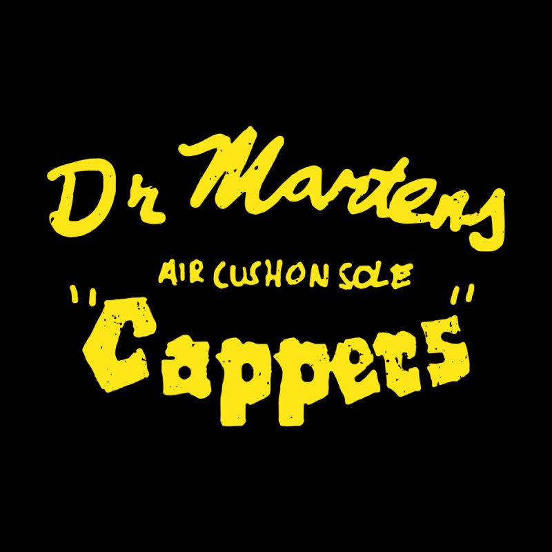 Cappers [yellow] Men's T-Shirt by starcrx's Artist Shop