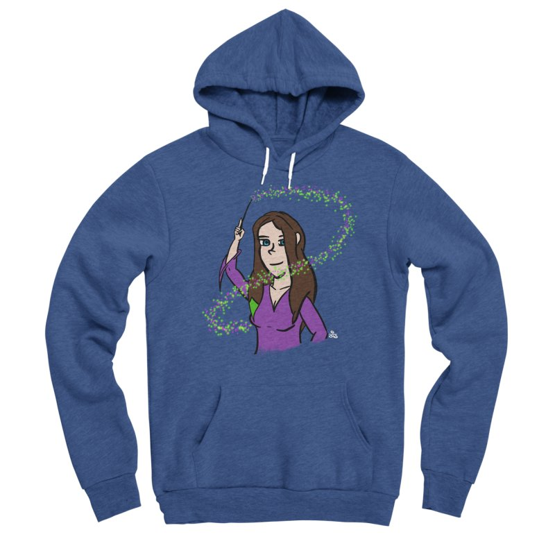 Brandy de Hex Women's Pullover Hoody by Starry Knight Studios