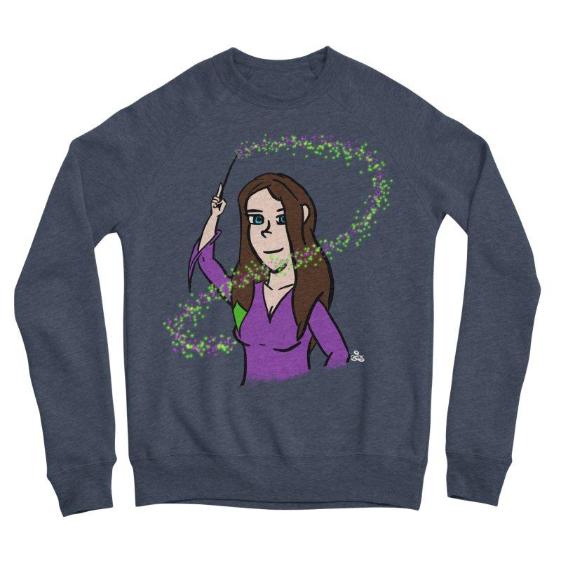 Brandy de Hex Women's Sponge Fleece Sweatshirt by Starry Knight Studios